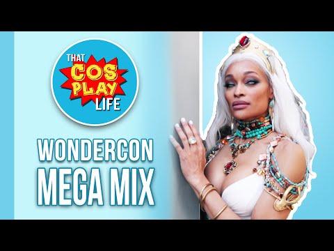 Cosplay Music Video - Wondercon 2018 - Best Cosplayers