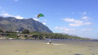 2 year progression of a kiteboarder