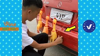 Funny Videos 2018 ● People doing stupid things P45