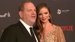 Harvey Weinstein's Wife, Georgina Chapman, Leaves Him -- What's Next