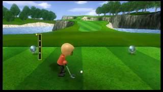 Wii Sports - All Golf Tour SPEEDRUN: 10:44 [WORLD RECORD]