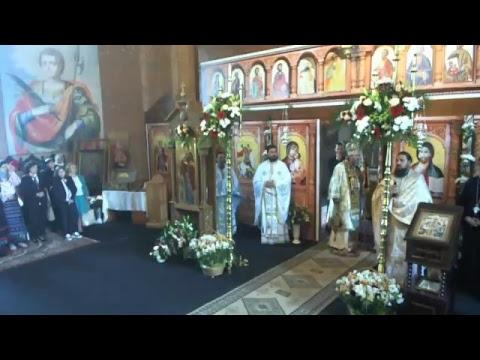 Sfantul Mare Mucenic Gheorghe - Noua Catedrala Episcopala din Giurgiu - Sfanta Liturghie Arhiereasca