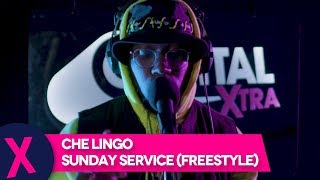 Che Lingo - 'Sunday Service' Freestyle | Capital XTRA #OnesToWatch Live Session