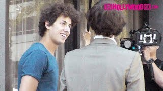 Juanpa Zurita Looses His Cool With A Hollywood Tour Guide While Filming A Viral Instagram Skit