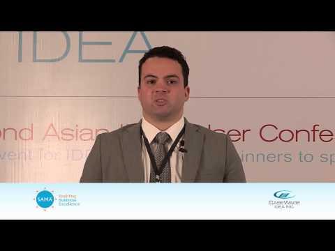 Solon Angel, Caseware IDEA Inc., Canada