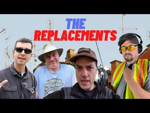 The Replacements - Live Stream Ham Radio Hangout