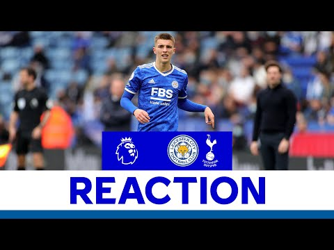 'Disappointing, But We Can Be Proud' - Luke Thomas - Leicester City 2 Tottenham Hotspur 4