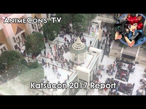 Katsucon 2017 Report - AnimeCons TV
