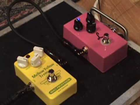 Mad Professor Mellow Yellow Tremolo (PCB)