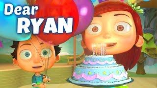 Happy Birthday Song to Ryan