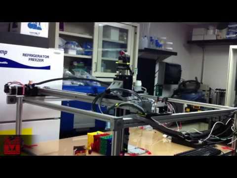 Liquid Sampling Gantry Calibration