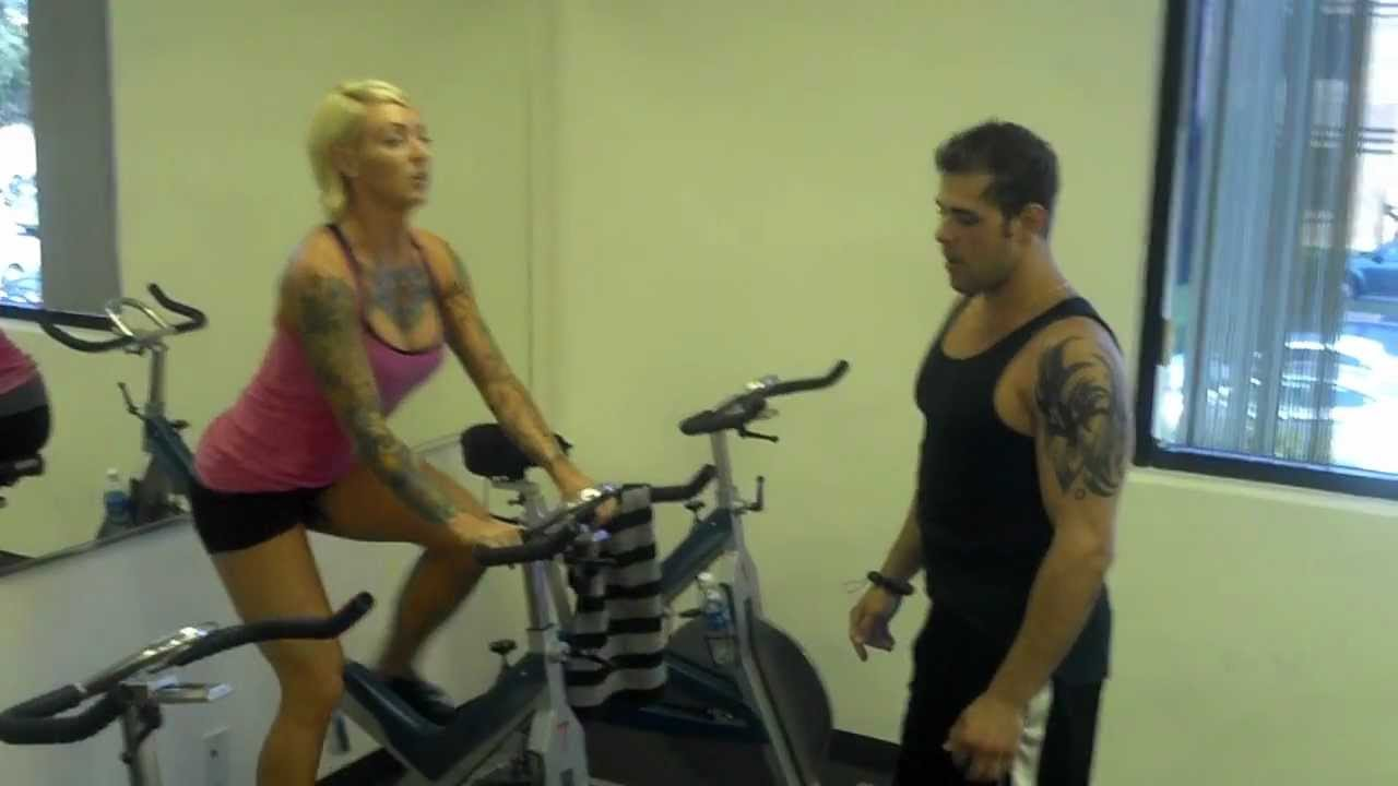 Sexy Legs And Butt Circuit Cycling And Spin Workout