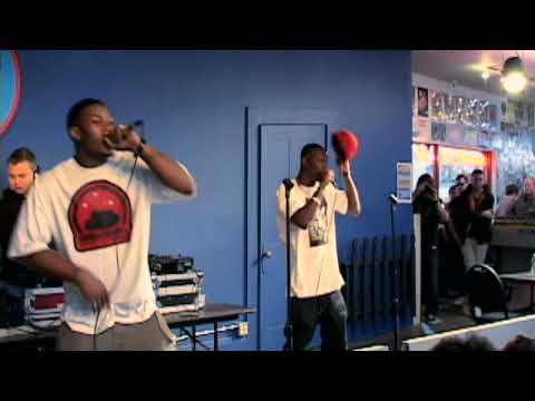 Dizzee Rascal - Where's Da G's (Live at Amoeba)
