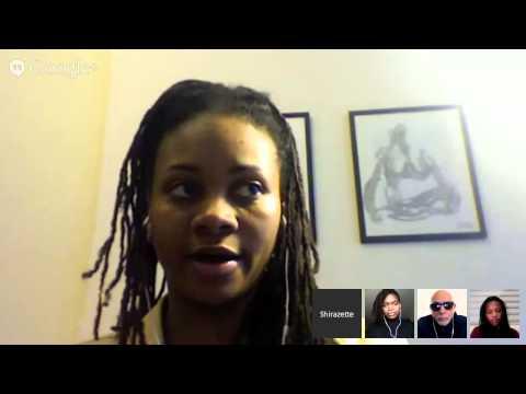 Health Coach and Percussionist: Shirazette Tinnin - The Hang