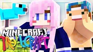 LIZZIE'S BIRD UNIVERSE! | Minecraft: TrollCraft