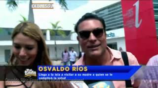 2016 08 11 Osvaldo Rios llega a su isla