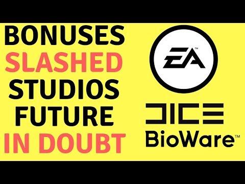 EA Slashes Bonuses & DICE Future In Doubt! Bioware In Trouble Too Of Anthem Failure
