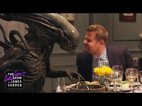 James's New Girlfriend Is the 'Alien' Xenomorph w/ Billy Crudup & Kristen Schaal