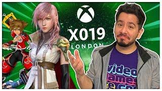 Xbox X019 Live Reactions - Kinda Funny Live Reactions