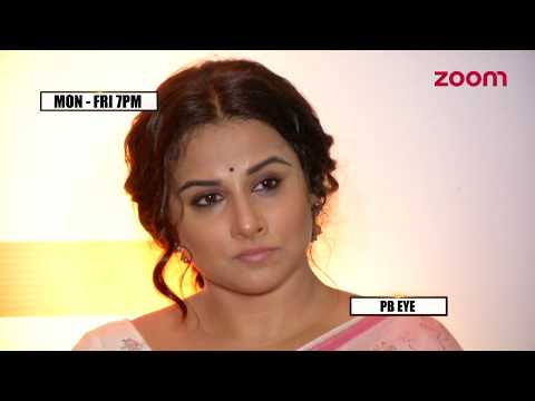 Vidya Balan Says She's Bored Of The Nepotism Controversy | Bollywood News