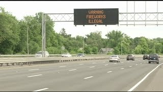 I-Team investigates electronic highway signs