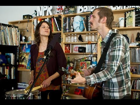 Lowland Hum: NPR Music Tiny Desk Concert