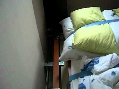 schrankbett eigenbau elektrisch youtube. Black Bedroom Furniture Sets. Home Design Ideas