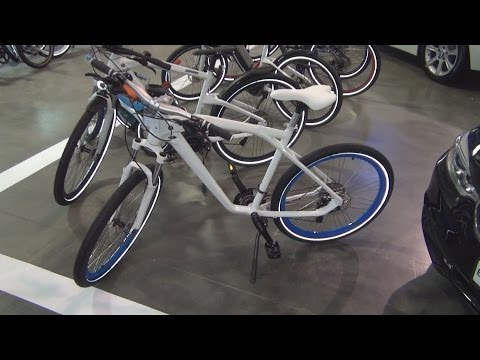 BMW Cruise e-Bike, L (2016) Exterior and Interior in 3D
