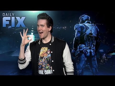 Major Decision on Mass Effect Andromeda DLC - IGN Daily Fix