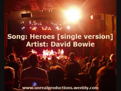Baixar Heroes [Single Version] - David Bowie