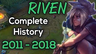 Complete History Of Riven: A Sword Mirrors Its Owner