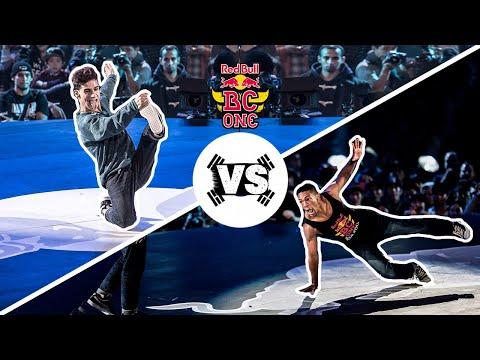 Lil Zoo vs Neguin - Battle 7 - Red Bull BC One World Final 2013 Seoul