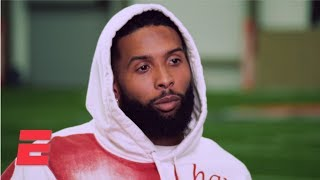 Odell Beckham Jr., Jarvis Landry learn about Randy Moss's Hall of Fame career | NFL on ESPN