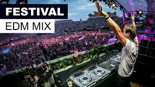 Festival EDM Mix 2018 - Best Electro House Party Music