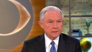 AG Jeff Sessions on Flynn investigation, border wall, 9th Circuit judges