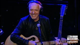 "Peter Frampton ""Baby, I Love Your Way"" on the Howard Stern Show"