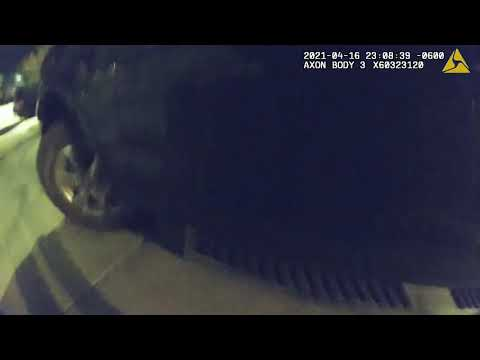 Lapel camera video of April 16 police shooting