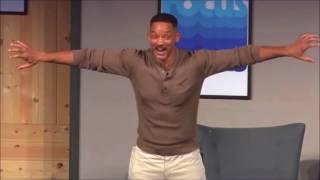Will Smith falando sobre medo