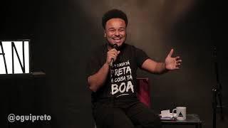 Gui Preto - Os enquadros da polícia 1 - stand up comedy