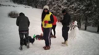 Experience AULI live snowfall in slow motion, Had great fun, with my wife and colleagues, ENJOY.....