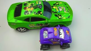 Toy Cars Slide Dlan play Sliding Cars video for kids-Kids video about Race Cars & Sports Car