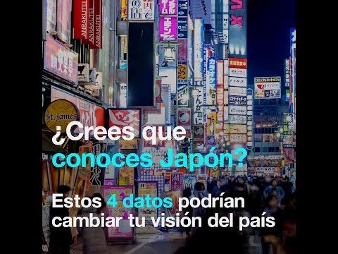 ¿Crees que conoces Japón?   Estos 4 datos podrían cambiar tu visión del país