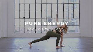 Pure Energy: Kundalini Yoga Preview | Caley Alyssa