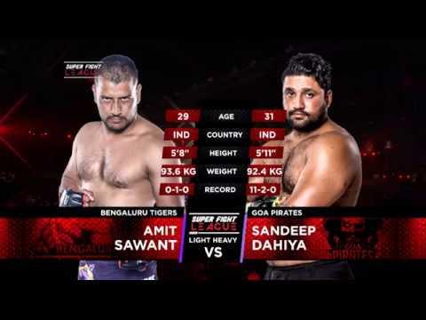 Bengaluru Tigers vs Goa Pirates | 3rd Position Fight | Sandeep Dahiya vs Amit Sawant