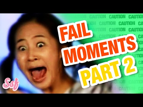 13 EPIC FAILS Girls' Generation (SNSD) Variety Shows Video l @Soshified