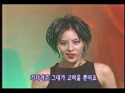 박지윤 - 성인식 Live