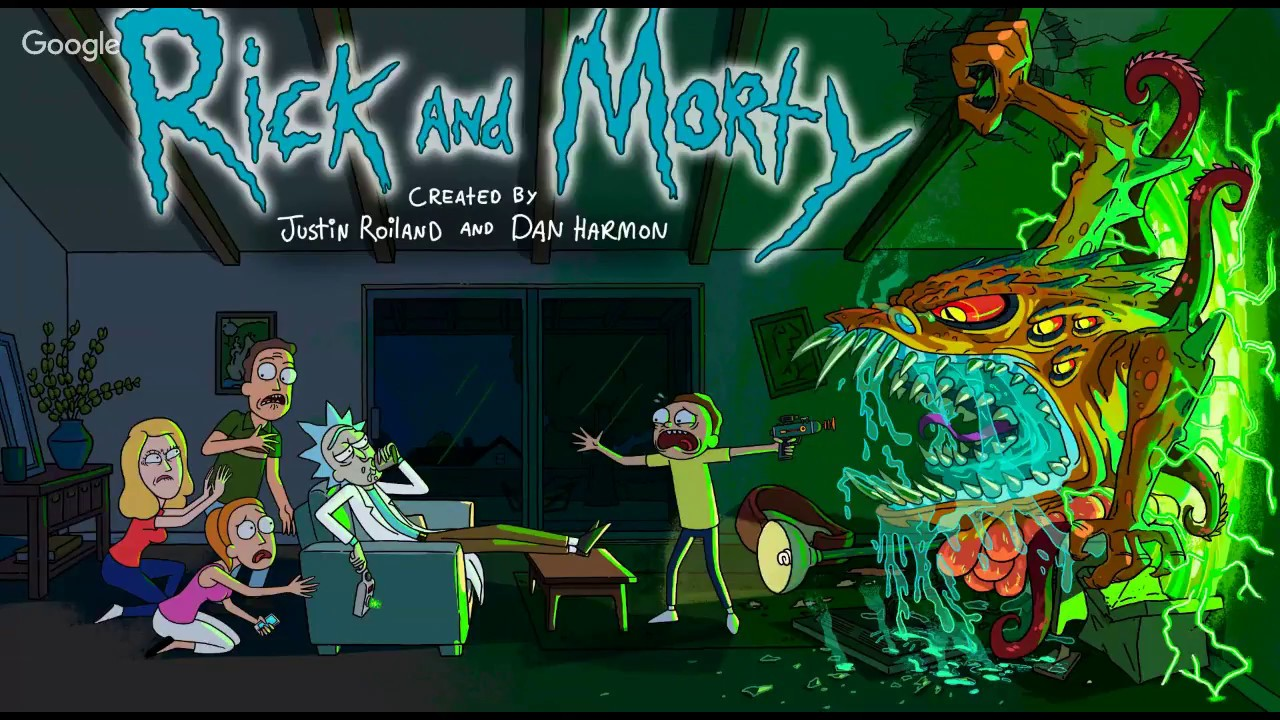 Rick and Morty,  Rick,  Morty,  series,  cine,  humor,  mejor serie,  gracioso,  divertido,  review,