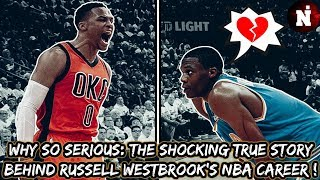 The Shocking True Story Behind Russell Westbrook's NBA Career!