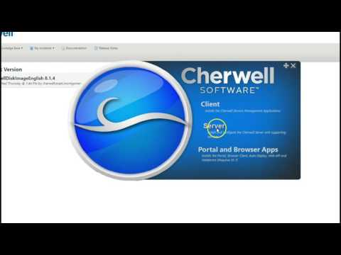 How to Upgrade to a New Version of Cherwell
