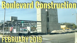 Myrtle Beach Boulevard Construction Update - February 2019